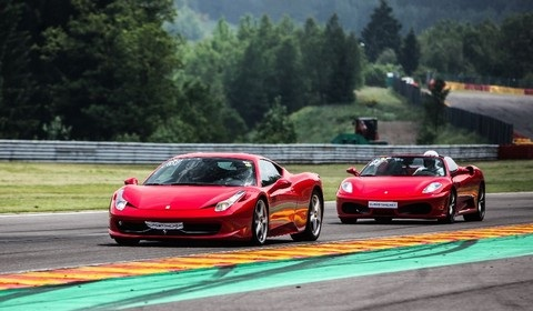 Curbstone Eventes Spa Francorchamps