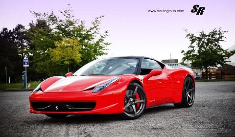 Ferrari 458 Italia by SR Auto Group