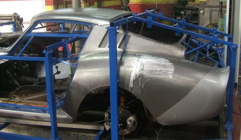 Ferrari Classiche Restores Steve McQueen's 275 GTB4 01