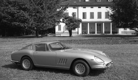 Ferrari Classiche Restores Steve McQueen's 275 GTB4
