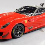 Ferrari Starts Online Charity Auction for Earthquake Relief
