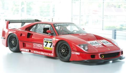 For Sale 1992 Ferrari F40 GTE