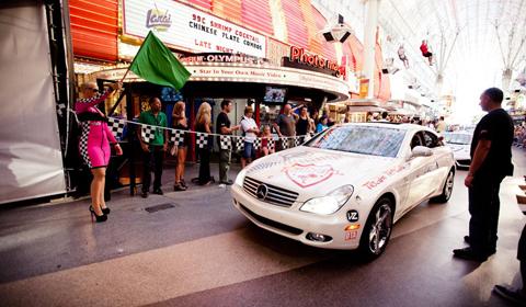 Team Texas Mercedes