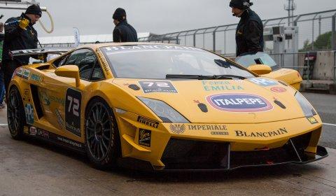 Lamborghini Endurance Series Silverstone 2012