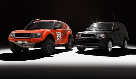 Land Rover and Bowler Start Brand Partnership