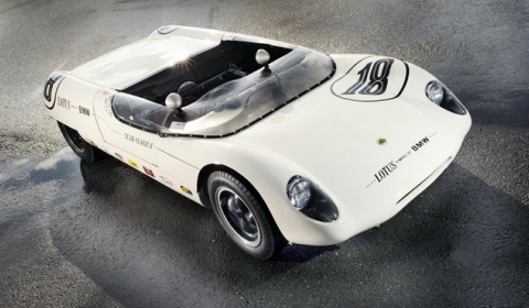 Largest European Lotus Collection to be Auctioned at Goodwood 2012