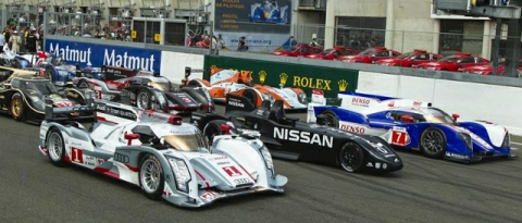 Live Stream Le Mans 24 Hours 2012 01