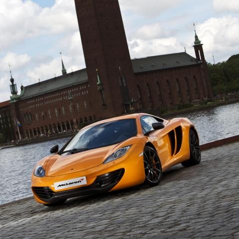 McLaren Automotive Enters Nordic Region and Market 01
