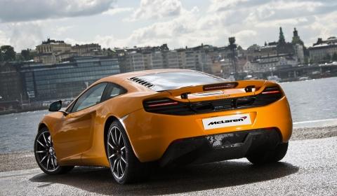 McLaren Automotive Enters Nordic Region and Market