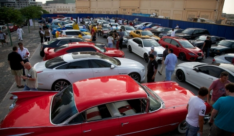 Motoring Middle East 11th Gathering