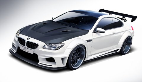 Official 2012 BMW F12M M6 by Lumma Design