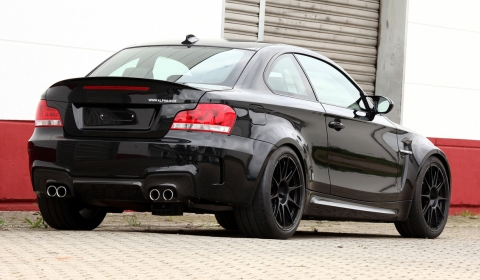 Official Alpha-N 1M RS Based on BMW 1-Series M Coupe