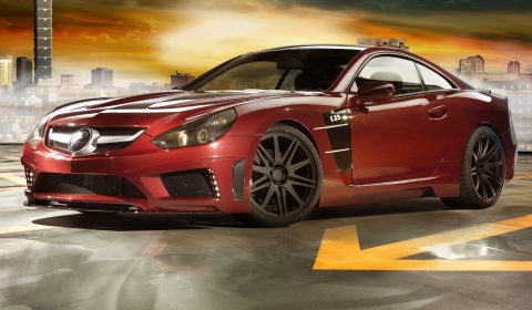 Official Carlsson C25 Super-GT Limited Edition for China