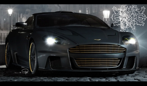 Official DMC Fakhuna Aston Martin DBS