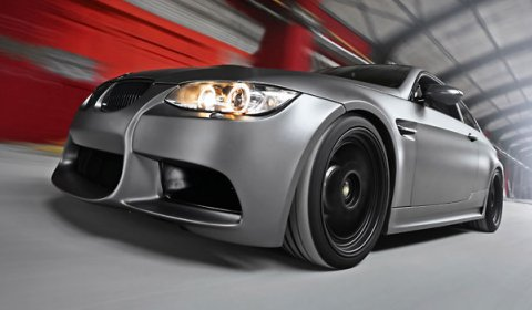Official Guerilla BMW M3 by Cam Shaft Premium Wrapping