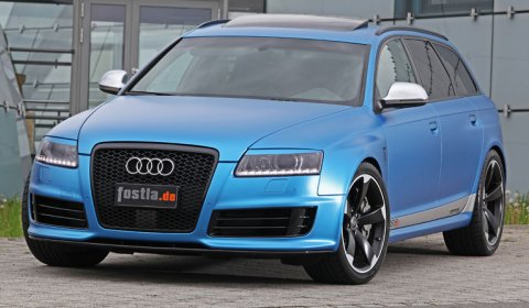 Official MTM RS6 R by Fostla Wrapping