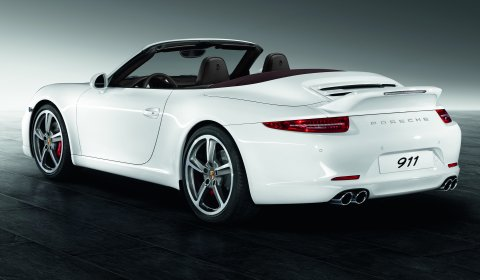 Official Porsche 911 (991) Carrera S 430hp by Porsche Exclusive