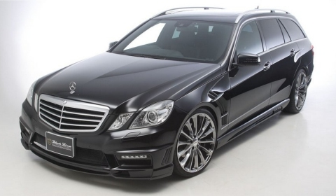 Official Wald E-Class Touring Black Bison Edition