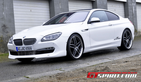 Road Test AC Schnitzer ACS6 5.0i Coupe 01