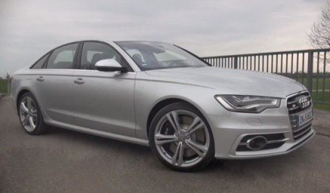 Road Test Video 2013 Audi S6