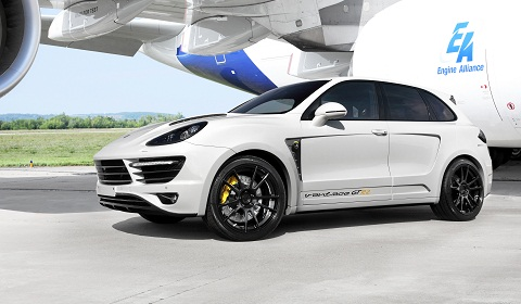 Top Car Cayenne Vantage GTR2