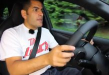 Video Chris Harris Drives 2013 Audi RS4 and Looks Back