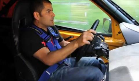 Video Chris Harris Drives New Bowler EXR S