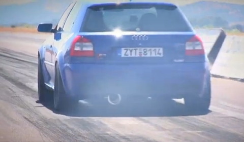 Video Fastest Audi S3 in the World