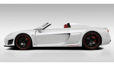 First Picture Noble M600 Convertible