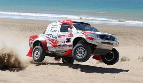 Hilux Dakar