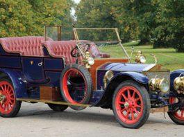 1911 Rolls-Royce 40-50 HP Silver Ghost Roi des Belges Tourer
