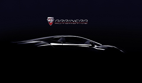 Arrinera Supercar Teasers Revealed