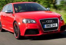 Audi RS3 Sportback UK