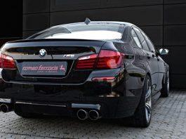 BMW M5 by Romeo Ferraris