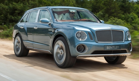 Bentley Reveals New EXP 9 F Concept Images