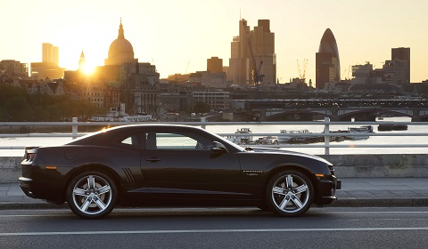Chevrolet Camaro 45th Anniversary Edition