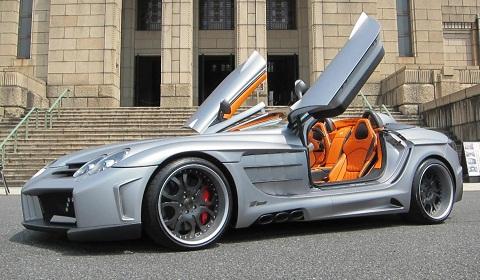 FAB Design SLR Roadster Desire by Office-K