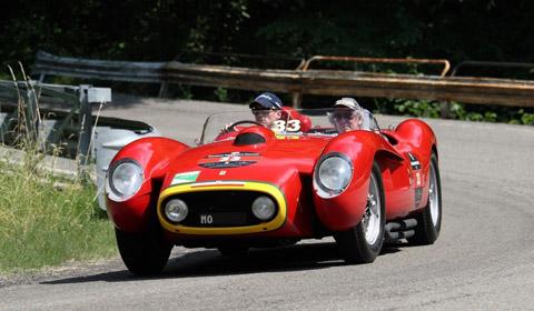 Modena 100 Ore Classic | Ferrari 250 TR 1957