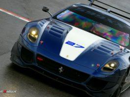 Ferrari Corse Clienti at Spa Francorchamps