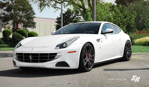Ferrari FF on PUR Wheels