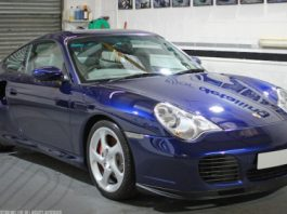 Full Story on Detailing Ten-year-old Porsche 996 Turbo