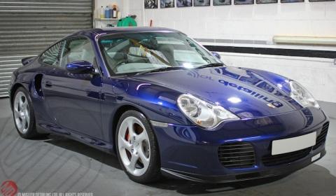 Full Story on Detailing Ten-year-old Porsche 996 Turbo