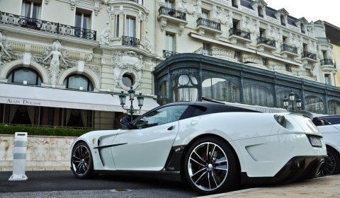 Gallery GTspirit and Supercars in Monaco Day 1