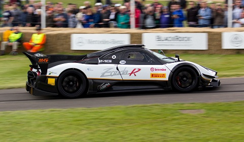 Goodwood Festival of Speed 2012 by MB Media