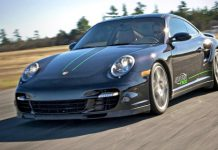 Green Monster That's Not Godzilla Switzer's 900hp Porsche F900