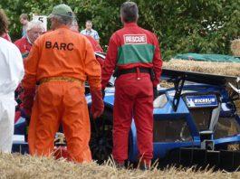 Gumpert Apollo S Crash at Goodwood Festival of Speed 2012