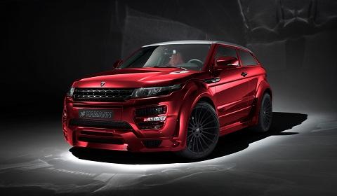 Hamann Range Rover Evoque Gallery