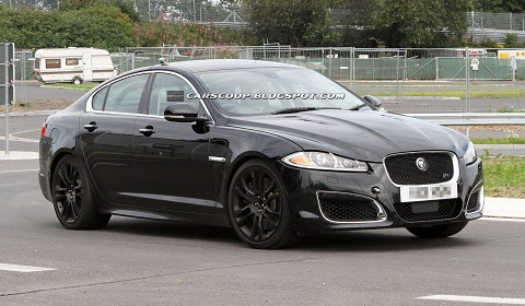 Jaguar Working on XFR-S