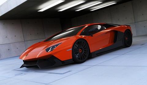 Lamborghini Aventador LE-C by RENM Performance