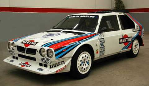 Lancia Delta S4 (Group B)